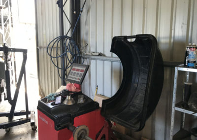 Port Elliot Mechanical and Victor Harbor Diesel workshop has a number of different exit and entry points to make vehicle movement easy