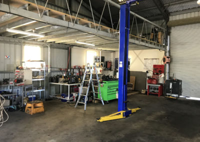 Port Elliot Mechanical and Victor Harbor Diesel workshop has a configuration that allows their staff to work on any type of vehicle including semi trailers and farm machinery